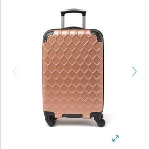 Trippit Spinner Honeycomb CarryOn Luggage Suitcase